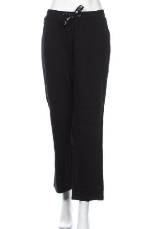 Дамско спортно долнище Esmara, Размер XL, Цвят Черен, 80% памук, 20% полиестер, Цена 17,01лв.