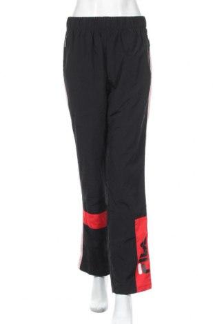 Дамско спортно долнище Fila, Размер M, Цвят Черен, Полиамид, Цена 43,45лв.