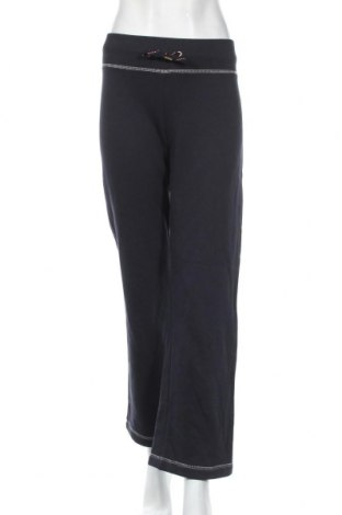 Дамско спортно долнище Gant, Размер M, Цвят Син, 80% памук, 20% полиестер, Цена 26,04лв.