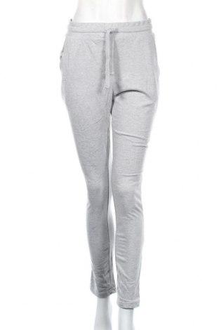 Дамско спортно долнище Janina, Размер M, Цвят Сив, 50% полиестер, 50% памук, Цена 16,96лв.