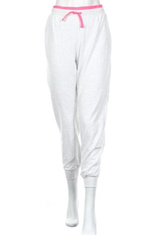 Дамско спортно долнище Janina, Размер XXL, Цвят Сив, 90% памук, 10% полиестер, Цена 9,24лв.