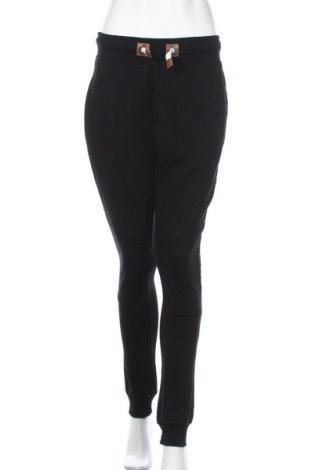 Дамско спортно долнище Jean Pascale, Размер S, Цвят Черен, 60% памук, 40% полиестер, Цена 19,85лв.