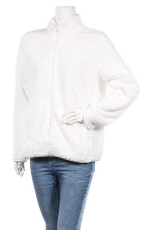 Дамско спортно горнище, Размер XL, Цвят Бял, Цена 16,17лв.