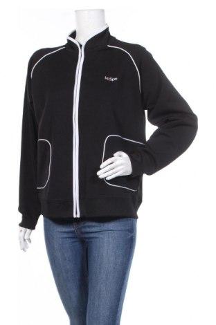 Дамско спортно горнище Rodeo, Размер XL, Цвят Черен, Полиестер, Цена 12,60лв.