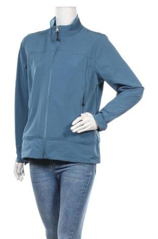 Дамско спортно яке, Размер XL, Цвят Син, Цена 30,87лв.