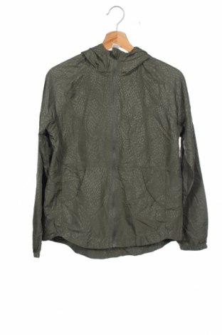 Дамско спортно яке Active&Co, Размер S, Цвят Зелен, Полиестер, Цена 17,01лв.