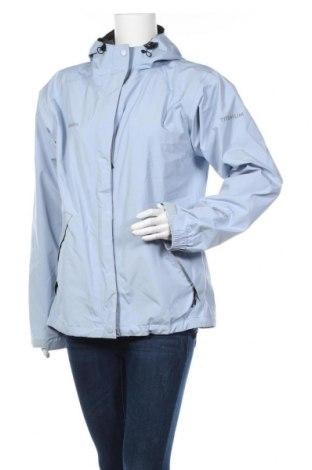 Дамско спортно яке Columbia, Размер L, Цвят Син, 100% полиестер, Цена 39,27лв.