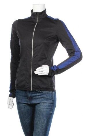Дамско спортно яке Crane, Размер S, Цвят Черен, Полиестер, Цена 16,25лв.