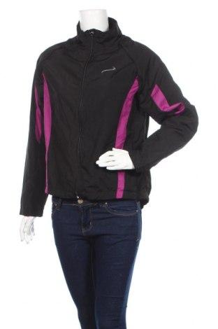 Дамско спортно яке Crivit, Размер M, Цвят Черен, Полиестер, Цена 13,09лв.