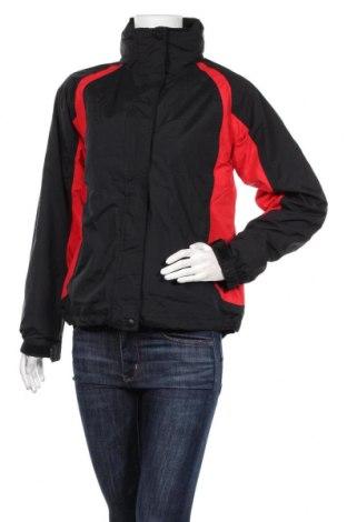 Дамско спортно яке Hickory, Размер S, Цвят Черен, Полиестер, Цена 35,28лв.