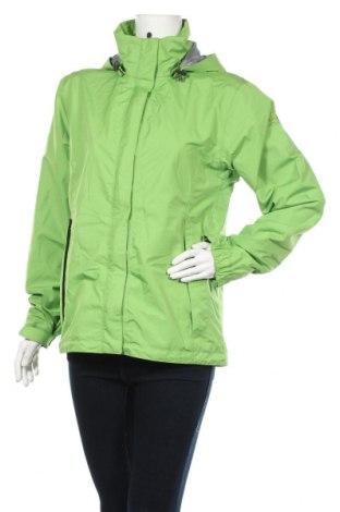 Дамско спортно яке Vaude, Размер M, Цвят Зелен, Полиестер, Цена 17,64лв.
