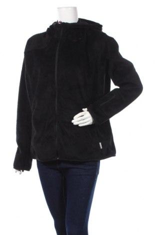 Дамско яке Oxylane, Размер XL, Цвят Черен, Полиестер, Цена 30,35лв.