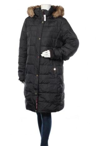 Дамско яке Tommy Hilfiger, Размер XXL, Цвят Черен, 100% полиестер, Цена 237,22лв.