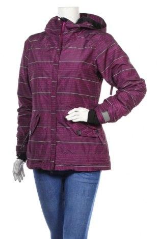 Дамско яке за зимни спортове 686, Размер S, Цвят Лилав, Полиестер, Цена 98,28лв.