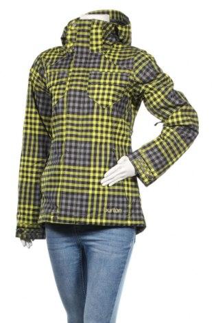 Дамско яке за зимни спортове Burton, Размер S, Цвят Сив, Полиестер, Цена 65,68лв.