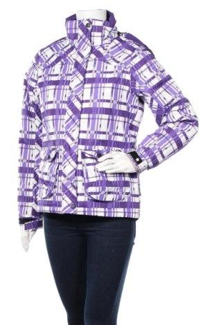 Дамско яке за зимни спортове Crivit, Размер S, Цвят Многоцветен, 100% полиестер, Цена 27,41лв.