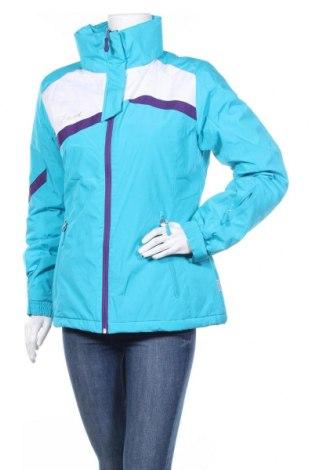 Дамско яке за зимни спортове Etirel, Размер L, Цвят Син, Полиестер, Цена 31,15лв.