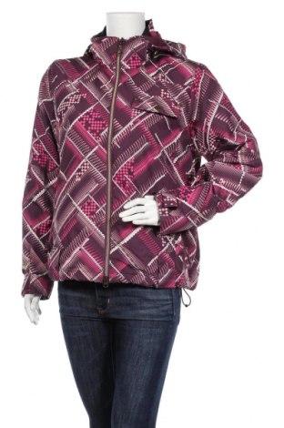 Дамско яке за зимни спортове Exxtasy, Размер L, Цвят Многоцветен, Полиестер, Цена 74,76лв.