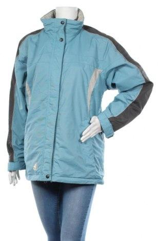 Дамско яке за зимни спортове Hickory, Размер L, Цвят Син, Полиестер, Цена 38,22лв.