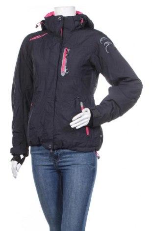 Дамско яке за зимни спортове Icepeak, Размер S, Цвят Син, Полиамид, Цена 55,44лв.