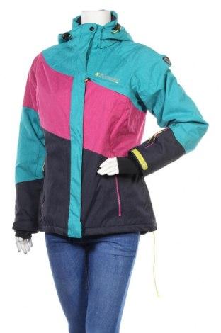 Дамско яке за зимни спортове Killtec, Размер M, Цвят Многоцветен, Полиестер, Цена 96,56лв.