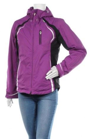 Дамско яке за зимни спортове Wedze, Размер S, Цвят Лилав, Полиамид, Цена 55,34лв.
