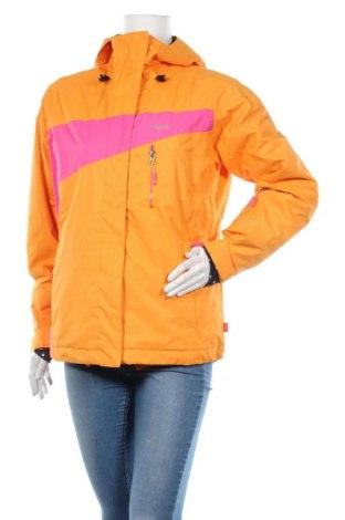 Дамско яке за зимни спортове Vittorio Rossi, Размер M, Цвят Оранжев, Полиестер, Цена 42,84лв.
