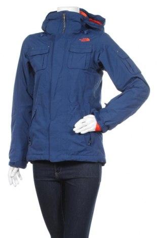 Дамско яке за зимни спортове The North Face, Размер S, Цвят Син, Полиамид, Цена 83,90лв.