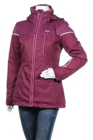 Дамско яке за зимни спортове Wedze, Размер XS, Цвят Лилав, Полиестер, Цена 27,72лв.