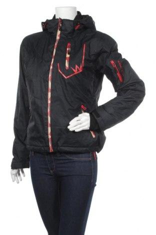 Дамско яке за зимни спортове Wilder Kaiser, Размер S, Цвят Черен, Полиестер, Цена 39,69лв.