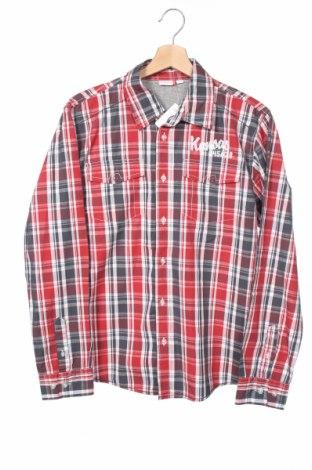 Детска риза Nkd, Размер 15-18y/ 170-176 см, Цвят Многоцветен, Памук, Цена 16,07лв.