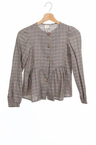 Детска риза Zara Kids, Размер 10-11y/ 146-152 см, Цвят Многоцветен, Памук, Цена 18,15лв.