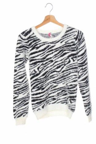Детски пуловер Orchestra, Размер 12-13y/ 158-164 см, Цвят Бял, 59% полиамид, 41% акрил, Цена 12,29лв.