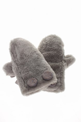 Детски ръкавици, Цвят Сив, Цена 12,76лв.