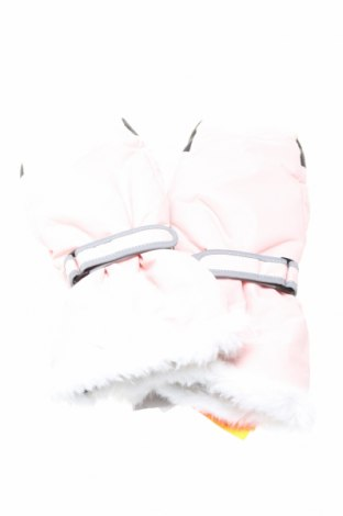 Детски ръкавици H&M, Цвят Розов, Полиестер, Цена 28,56лв.