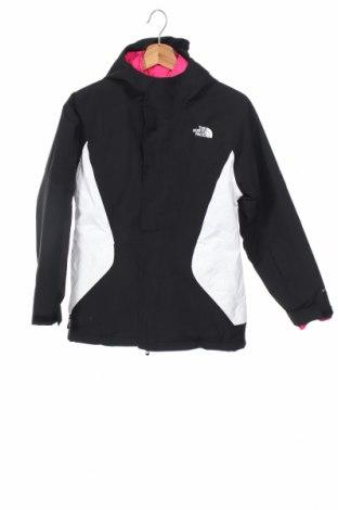 Детско яке The North Face, Размер 12-13y/ 158-164 см, Цвят Черен, Полиестер, Цена 64,26лв.