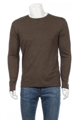 Мъжка блуза Westbay, Размер M, Цвят Зелен, Памук, полиестер, Цена 22,68лв.