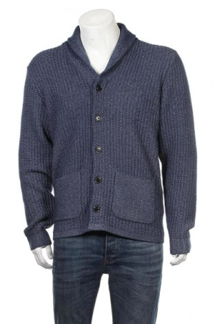 Мъжка жилетка Tommy Hilfiger, Размер XL, Цвят Сив, 59% полиестер, 41% акрил, Цена 65,10лв.