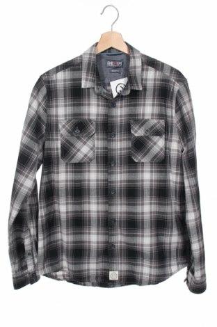 Мъжка риза Hampton Republic, Размер M, Цвят Многоцветен, Памук, Цена 9,92лв.