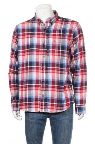 Мъжка риза Izod, Размер XL, Цвят Многоцветен, 55% памук, 45% полиестер, Цена 7,09лв.
