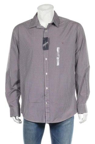 Мъжка риза Tommy Hilfiger, Размер XL, Цвят Лилав, Памук, Цена 82,95лв.