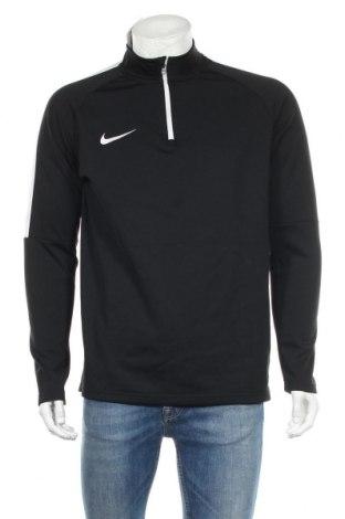 Мъжка спортна блуза Nike, Размер L, Цвят Черен, Полиестер, Цена 32,13лв.