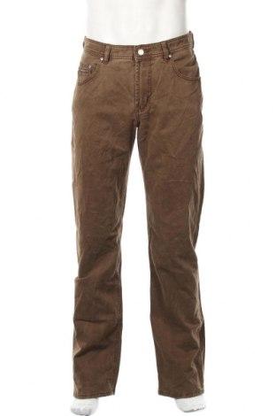 Мъжки дънки A.W.Dunmore, Размер M, Цвят Кафяв, 98% памук, 2% еластан, Цена 19,11лв.