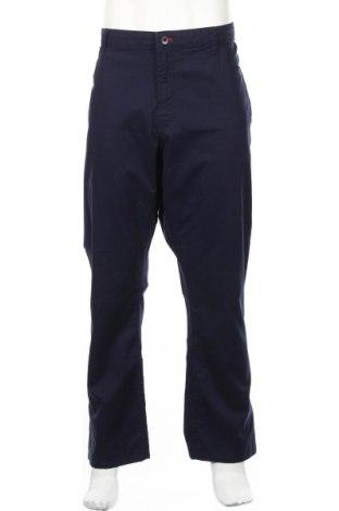 Мъжки панталон Izod, Размер XL, Цвят Син, 60% памук, 37% полиестер, 3% еластан, Цена 15,02лв.