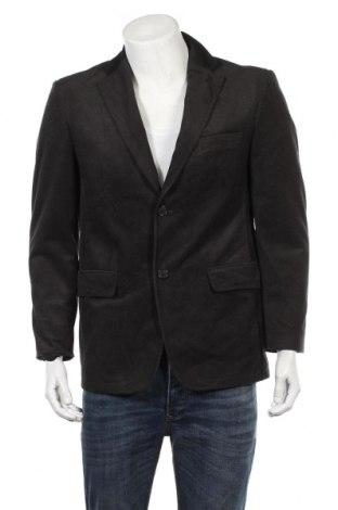 Мъжко сако Authentic Clothing Company, Размер M, Цвят Сив, Полиестер, Цена 3,65лв.