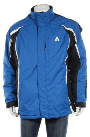 Мъжко яке за зимни спортове Nkd, Размер XL, Цвят Син, Полиестер, Цена 45,57лв.