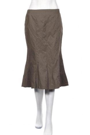 Пола Blacky Dress, Размер S, Цвят Зелен, 55% памук, 39% полиамид, 6% метални нишки, Цена 6,41лв.