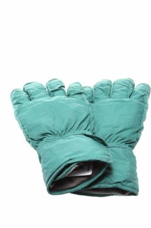 Ръкавици L.L. Bean, Цвят Зелен, 75% полиестер, 25% полиамид, Цена 24,28лв.