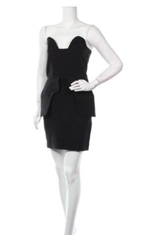 Φόρεμα Aqua, Μέγεθος S, Χρώμα Μαύρο, 63% πολυεστέρας, 33% βισκόζη, 4% ελαστάνη, Τιμή 4,29€