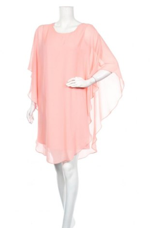 Рокля In&Dit, Размер S, Цвят Розов, 95% полиестер, 5% еластан, Цена 44,25лв.